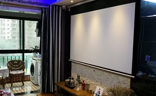 投影电视墙设计施工案例