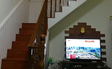 楼梯间简装设计施工案例