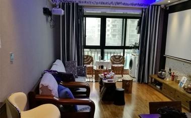 小户型客厅设计施工案例