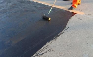 路面防水施工