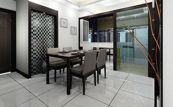 客餐厅家装设计
