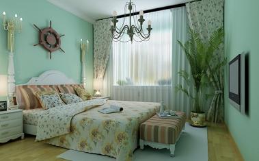 宜宾田园卧室装修