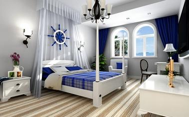 南充卧室装修