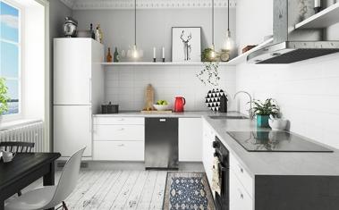 峨眉山厨房装修设计