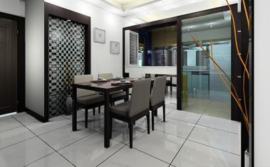 南充客餐厅家装设计