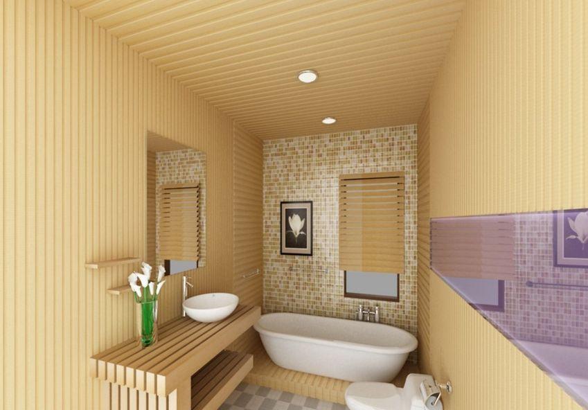 浴室龙8娱乐网页版有些什么需要重视的?龙8国际唯一官网装饰公司认为有三点