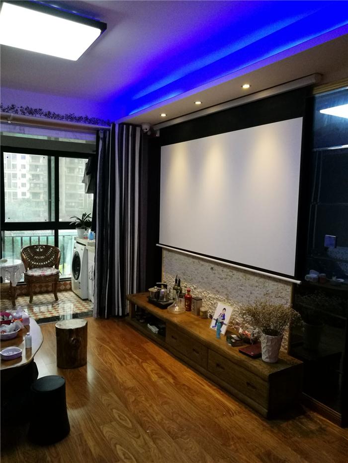 投影电视墙设计