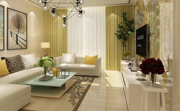 客厅龙8娱乐网页版设计