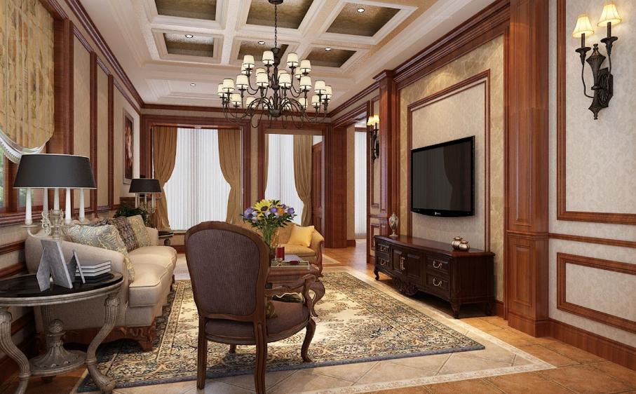 美式客厅龙8娱乐网页版
